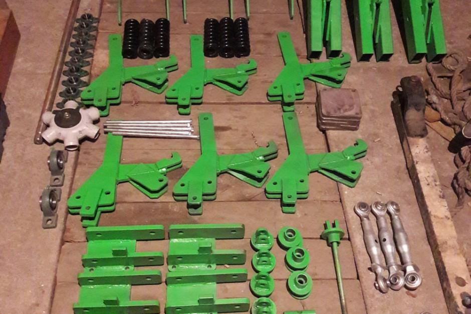 Znany Tani strip-till - agregat własnej konstrukcji - Maszyny rolnicze VS-82