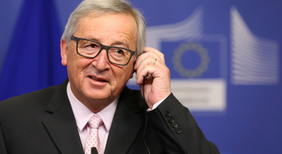 UE - Juncker: Należy zachować fundusze spójnościowe i rolne