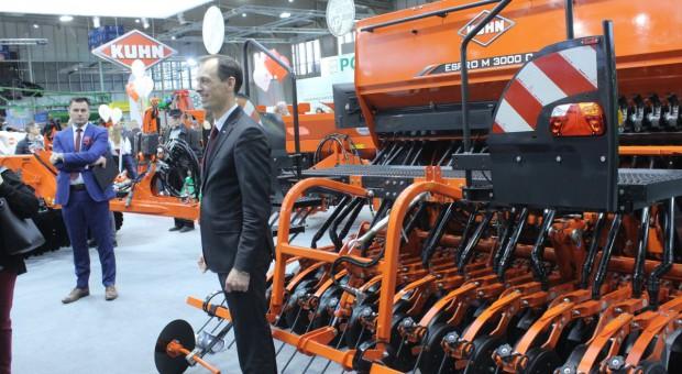20 lat firmy Kuhn Maszyny Rolnicze