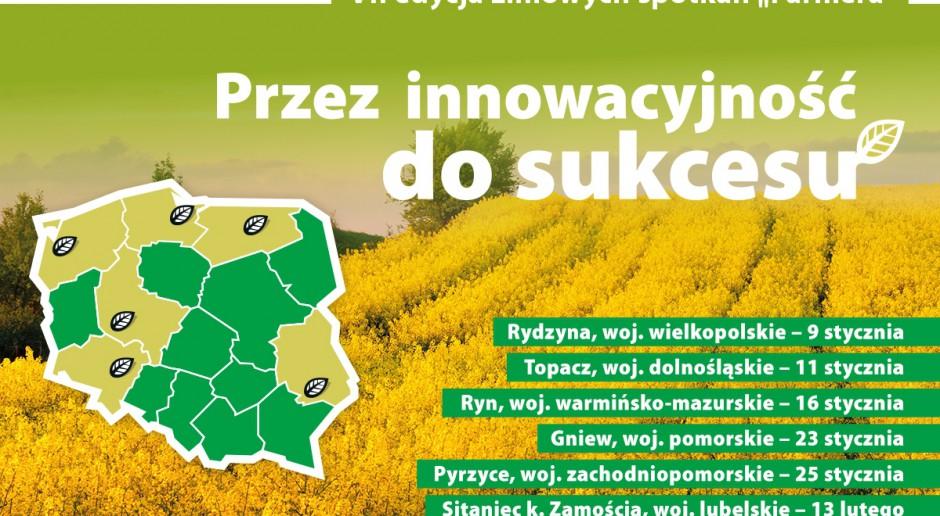 """Dziś ostatnia konferencja z cyklu """"Przez Innowacyjność do sukcesu"""""""