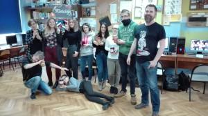 Pomysłodawcą i opiekunem szkolnej grupy kulinarnej jest Marcin Kisielewski, nauczyciel fizyki i informatyki w ZSI w Słupsku, prywatnie smakosz i miłośnik kiszonek, wielki pasjonat fermentacji
