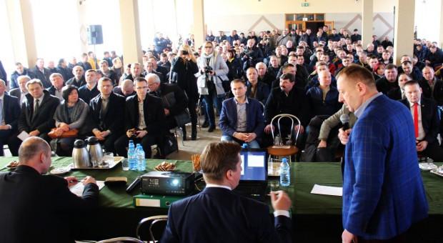 Powiat piotrkowski szykuje się na walkę z ASF