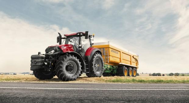 Nowe modele ciągników w gamie Steyr i Case IH