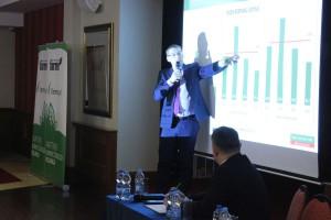 Piotr Domagała, dyrektor ds. strategii, produktów i rozwoju agrobiznesu w Banku Zachodnim WBK SA