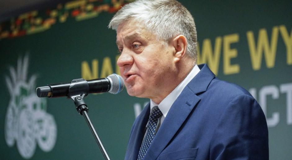 Jurgiel: Chcemy poprawić pozycję rolnika