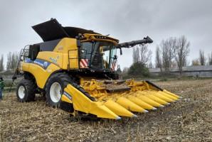 Można jeszcze wydajniej - najnowszy model rotorowego kombajnu New Holland 9.90