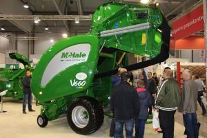 Irlandzka marka McHalle też cieszyła się dużym zainteresowaniem zwiedzających.