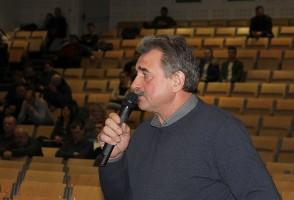 Andrzej Gil, hodowca gęsi z woj. łódzkiego, wytknął przedstawicielom rządu nierówne traktowanie producentów drobiu.
