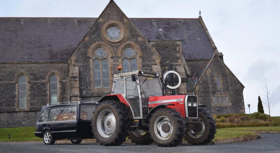 Właśnie stworzono karawano-traktor