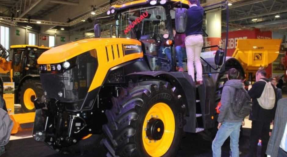 Europa: Wzrosła sprzedaż traktorów