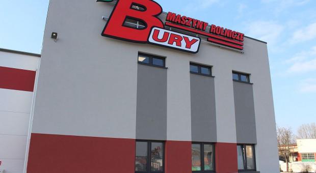 Nowa hala w firmie Bury Maszyny Rolnicze już otwarta