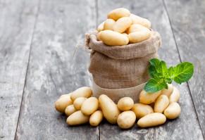 Bronisze: Tańsze młode ziemniaki