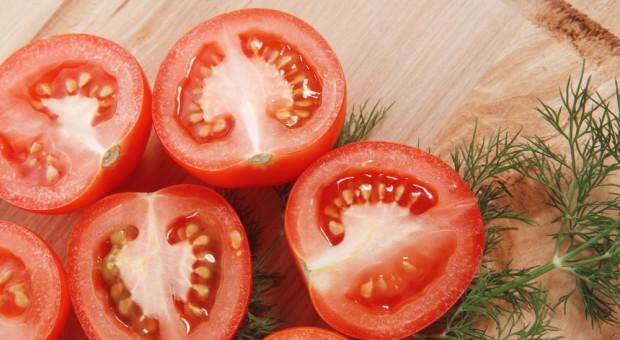 Brak wody może ujść pomidorom na sucho?