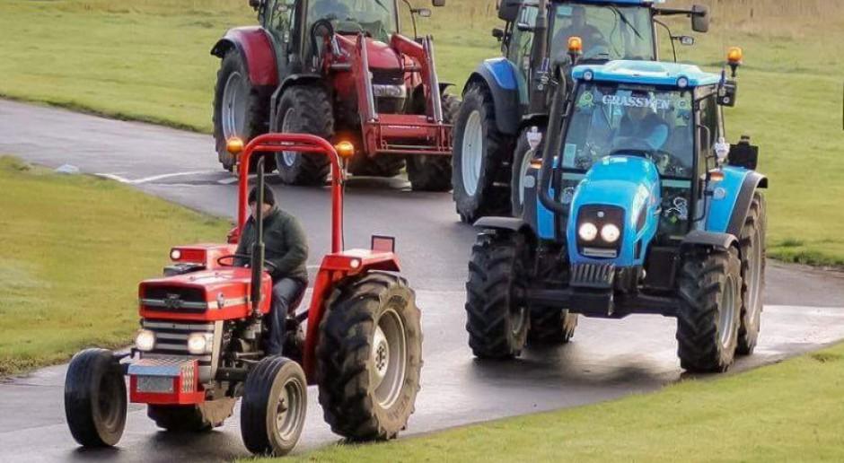 Rolnicy mają swój maraton