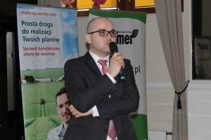 Grzegorz Rykaczewski, analityk agrobiznesu, Bank Zachodni WBK