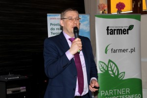 Piotr Domagała - dyrektor ds. strategii, produktów i rozwoju agrobiznesu, Bank Zachodni WBK