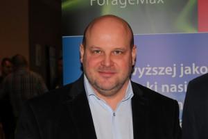 Paweł Zakrzewski, dyrektor zarządzający, DLF Seeds