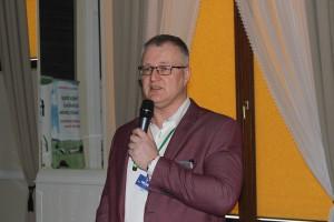 Piotr Cebeliński, kierownik handlu krajowego, SaMASZ