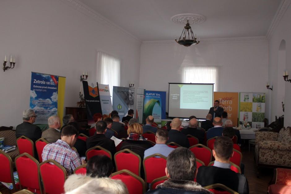 Firma Osadkowski SA wspólnie z partnerami handlowymi zorganizowała spotkania  produktowe. W lutym oraz marcu łącznie mają one obyć się w 17 lokalizacjach w kraju; Fot. A. Kobus