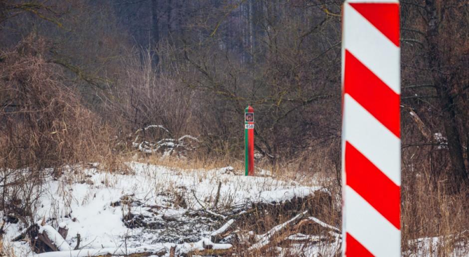 Podlaski sejmik apeluje o rozważenie, czy potrzebna jest budowa płotu na granicy w związku z ASF