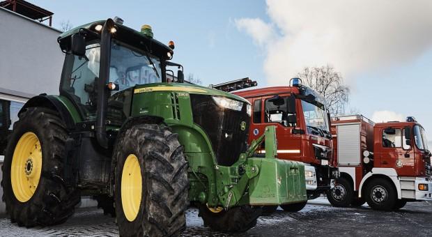 John Deere: Rolnicy gotowi do akcji jak strażacy