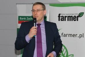 Piotr Domagała, dyrektor ds. strategii, produktów i rozwoju agrobiznesu, BZ WBK