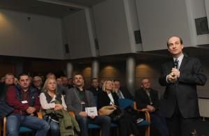 dr Tomasz Schwarz z UP w Krakowie