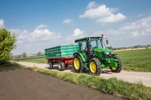 Niemcy: rynek traktorów wyraźnie wzrósł