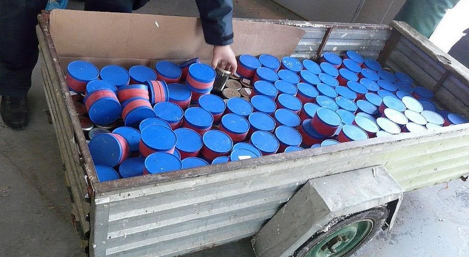 Wpadka na granicy: Nielegalny transport kawioru za ponad milion złotych