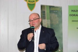 Dr Marek Balcerak, SGGW w Warszawie