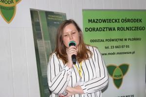 Małgorzata Niemirska – Kierownik PZDR w Płońsku