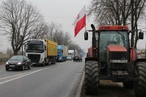 Droga krajowa  nr 12 we Wróblewie
