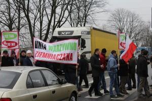 Rolnicy mówią, że dzisiejsze protesty były konieczne, by rząd wreszcie zwrócił uwagę na ich dramatyczną sytuację