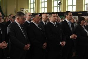 Premier wraz z członkami gabinetu i władz regionalnych wziął udział w uroczystej mszy i obchodach Święta Sołtysa