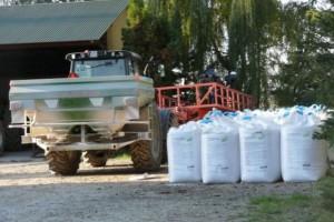 Ukraina tymczasowo zakazała importu nawozów z Rosji