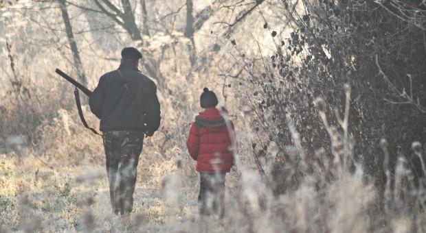Senat nie zgodził się, by dzieci mogły brać udział w polowaniach