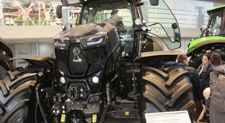 """Deutz-Fahr Agrotron 7250 TTV - """"wojownik"""" w promocji"""