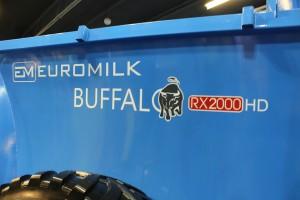 Euromilk Buffalo RX2000 HD, fot. ArT