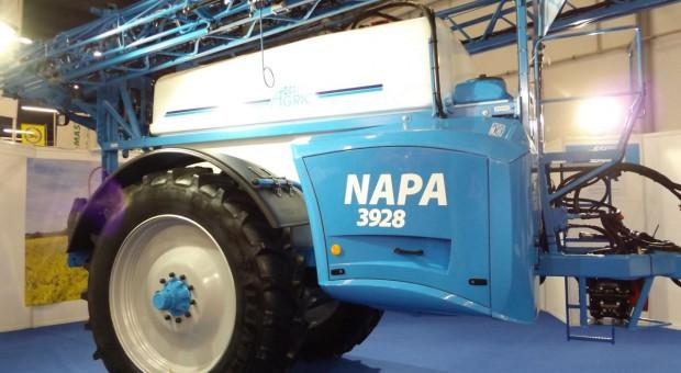 Agrio Napa: Markowy opryskiwacz w przystępnej cenie