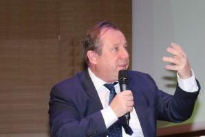 Wolfgang Burtscher wskazał na potrzebę międzynarodowej kooperacji naukowej w ramach UE.
