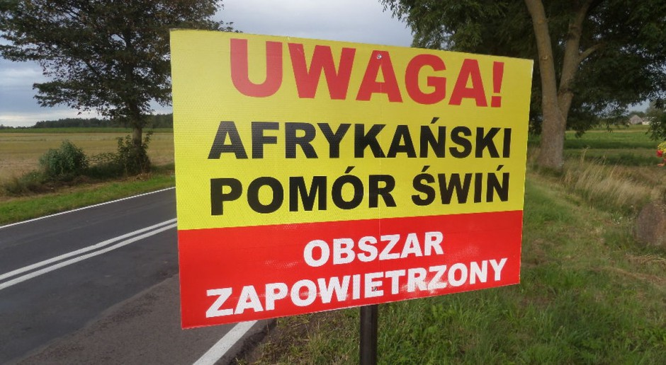 Kara za wystąpienie ASF nie może rujnować gospodarstwa