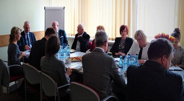 Pierwsze posiedzenie Rady Konsultacyjnej przy PIORiN