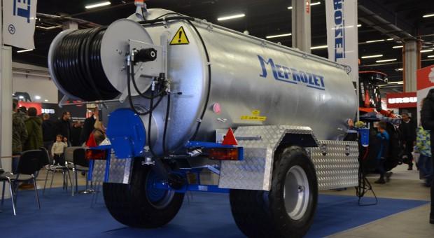 Meprozet: Nowy wóz do udrażniania drenów i aplikator gnojowicy