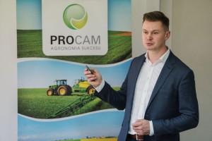 Wojciech Węglarz z Procam, fot. Procam