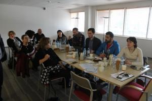 Wizyta dziennikarzy z Gruzji