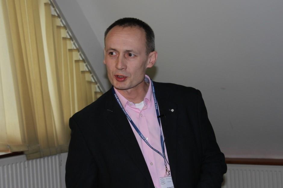 O aspektach dobrostanu bydła mlecznego mówił podczas XXVI Szkoły Zimowej Hodowców Bydła dr Robert Kupczyński z UP we Wrocławiu