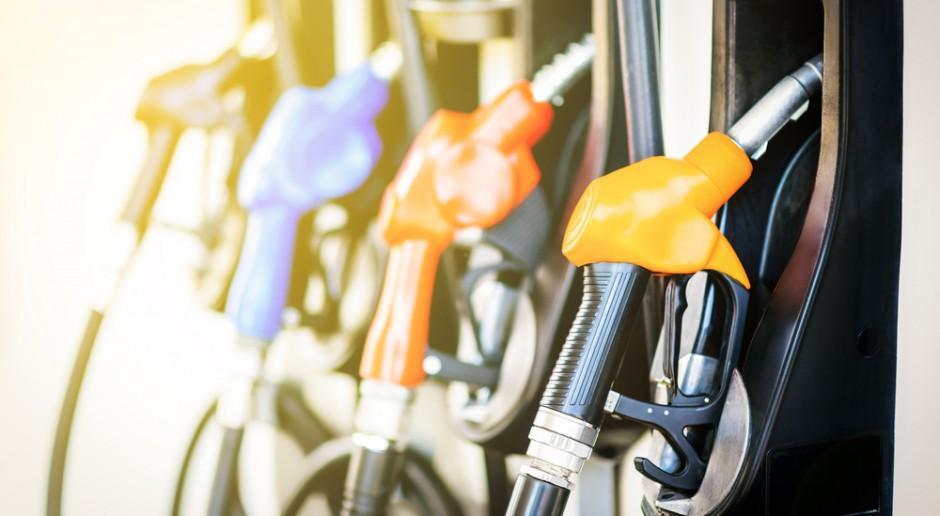 Benzyna i olej napędowy najdroższe od połowy stycznia