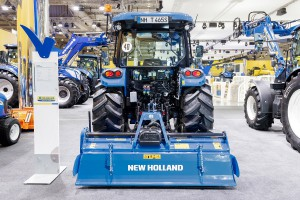 Glebogryzarka New Holland RVM