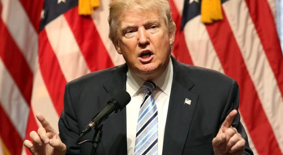 Trump na Twitterze: Nie jesteśmy w stanie wojny handlowej z Chinami