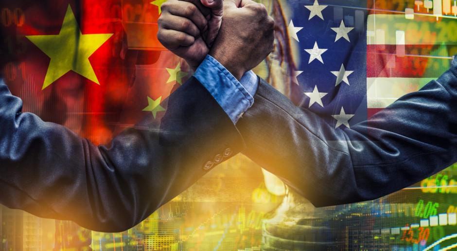 Widmo wojny handlowej wstrząsnęło rynkami